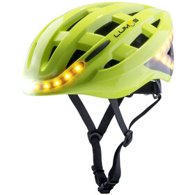Lumos Kickstart MIPS Casque, Electric Lime